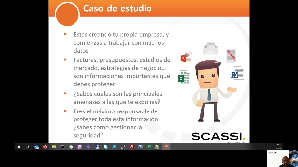 SSC - ISO 27001 - 2. Nociones básicas de Sistemas de Gestión de la Seguridad de la Información