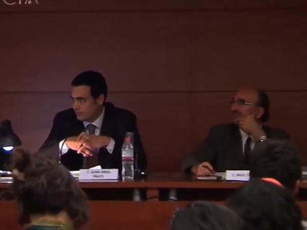 Joan Oriol Prats - Crisis económica, fallos institucionales y consecuencias para los países en desarrollo (parte 1 de 4)