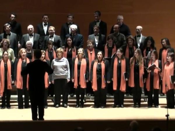 Stille Nacht por el Coro de la UPV