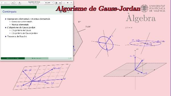 Algorisme de Gauss-Jordan