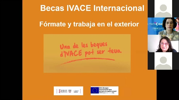 Match Empleo 2021. Ivace