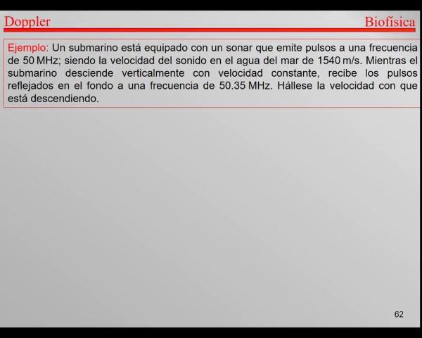 5.-Ondas-T62- Ejemplo Doppler