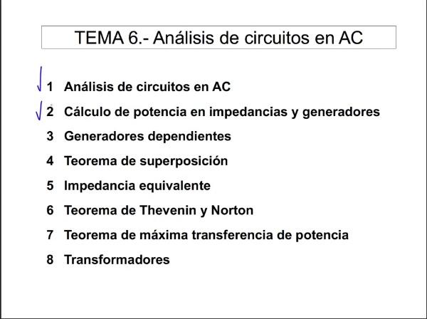 Teoría de Circuitos 1. Lección 6. 3-1 Definición generadores dependientes