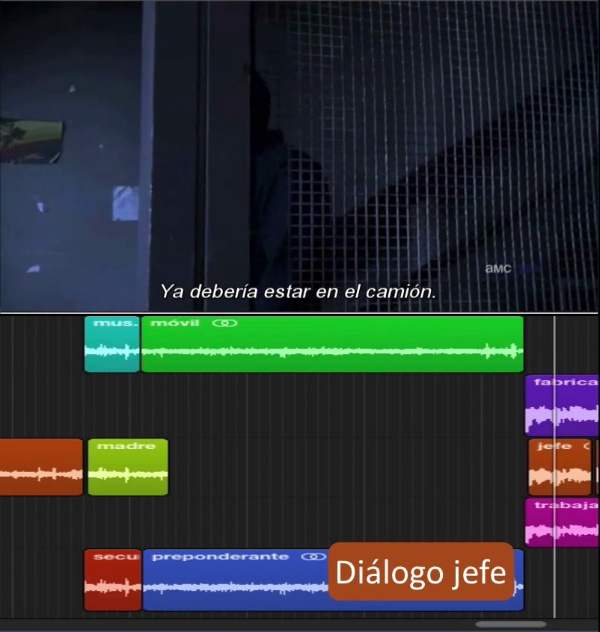 Análisis en la línea de tiempo: The Killing 1x2