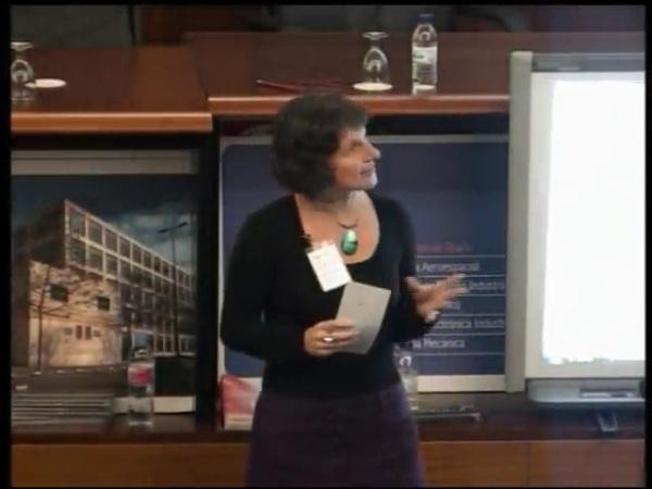III Jornadas Valencianas en torno al aprendizaje de lenguas asistido por ordenador: explorando los mundos virtuales - Rebecca Mitchell