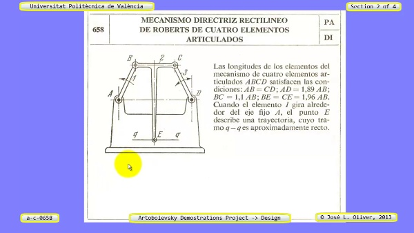 Creación Virtual Mecanismo a_c_0658 con Solidworks - 2 de 4