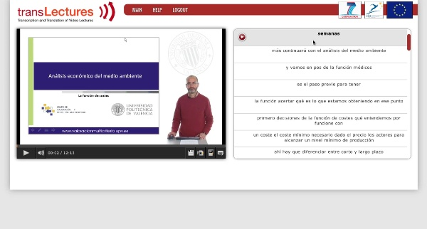 Tutorial Translectures