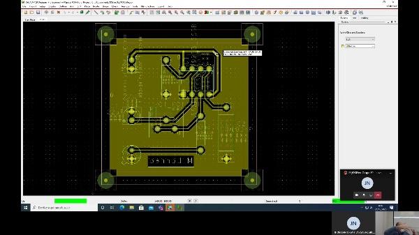 Sesión 5/Grupo E2 en DSELEC: Postprocesado para Fabricación P01. De Front-End Capture a PCB Editor P02.