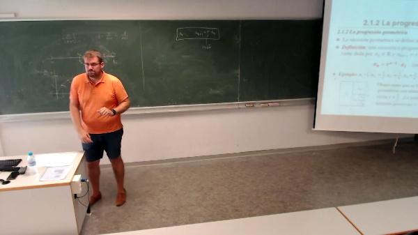 Matemáticas I-3-8-Progresión Geométrica
