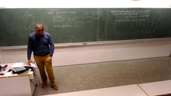 Matemáticas I-30-10-Definición de máximo y mínimo absoluto