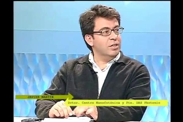 Fragmento entrevista Javier Martí