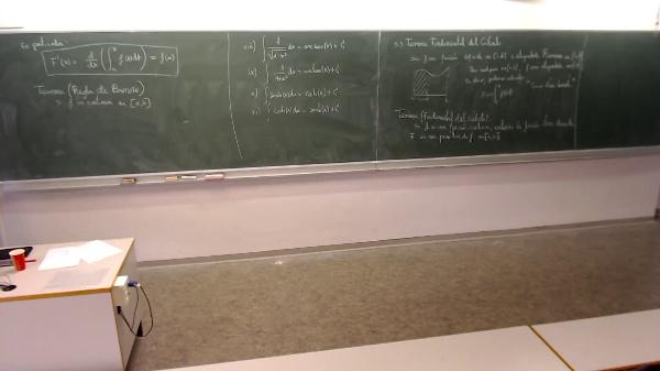 Matemáticas I-18-7-Teorema (Regla de Barrow)