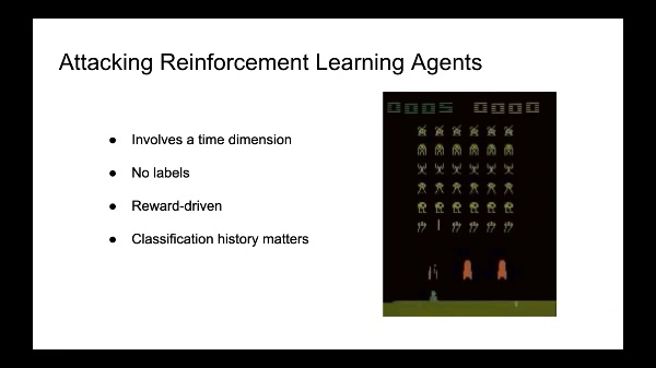 Blackbox Attacks on Reinforcement Learning Agents Using Approximated Temporal Information