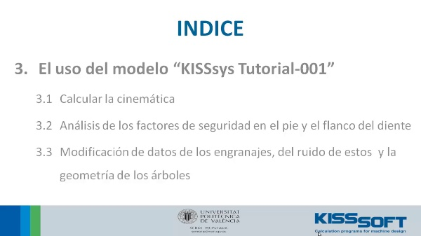 183_KISSsys® - Tutorial 1 - Two Stage Helical Gearbox - Parte II - 2 de 2