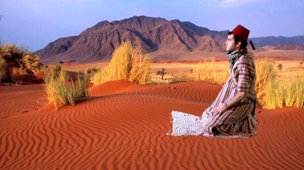 Croma prueba desierto