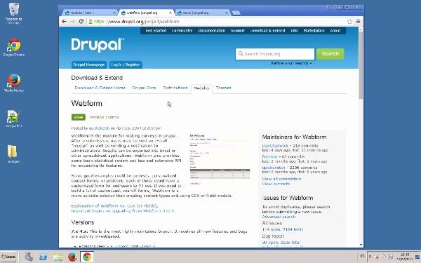Formularis en Drupal