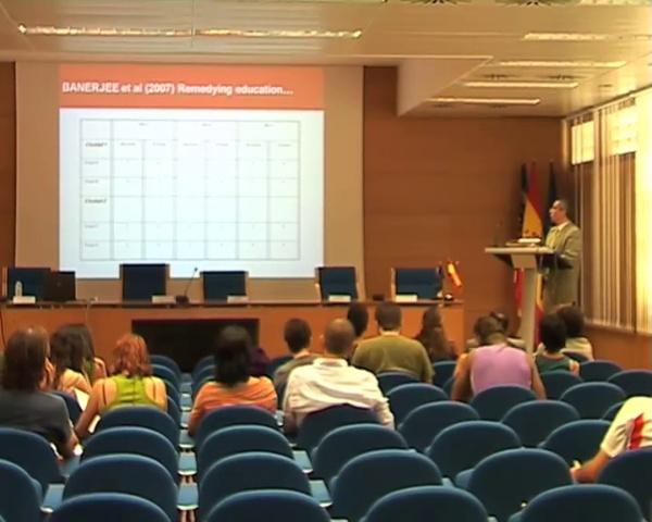 José María Larrú - Qué es, cómo se mide y qué está aportando a la cooperación para el desarrollo - parte 3 de 3
