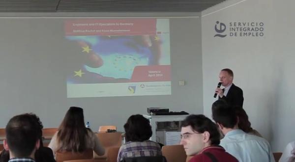 Conferencia Foro Empleo 2014