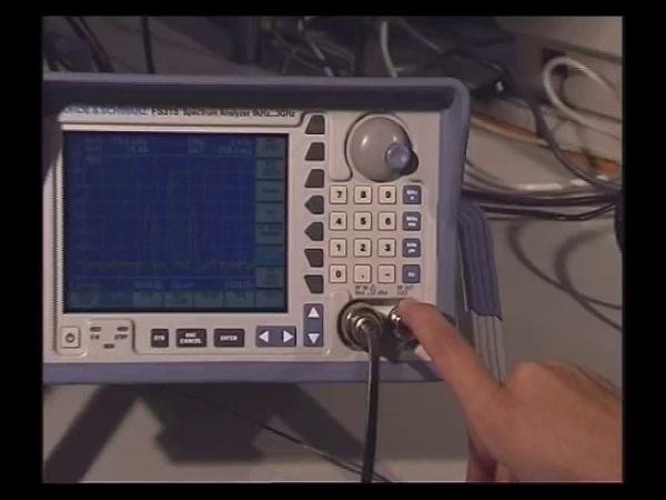Analizador Rohde & schwarz FS315