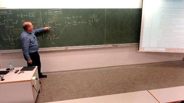 Física 1. Lección 7. Problema 3