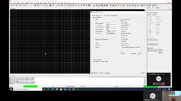 Sesión 6/Grupo E2 en DSELEC: Back-End con PCB Editor de P02 (Falta Merge Shapes de GND_PLANE -Static- y Bridges -Dynamic-).
