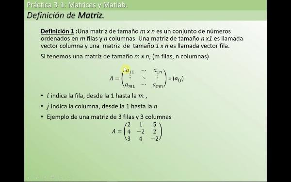 MATE1-3-01A def matriz