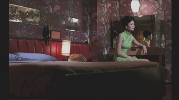 In the mood for love (2000) - Secuencia