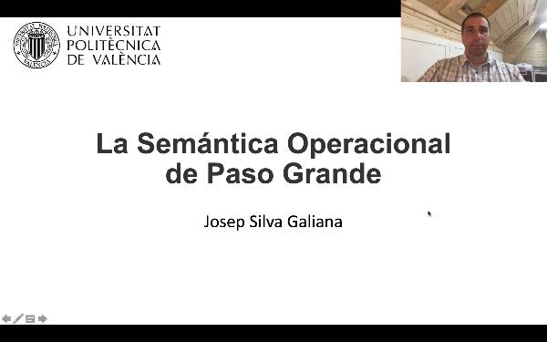 La Semántica Operacional de Paso Grande
