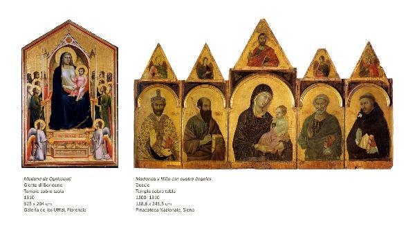 Elementos de un retablo