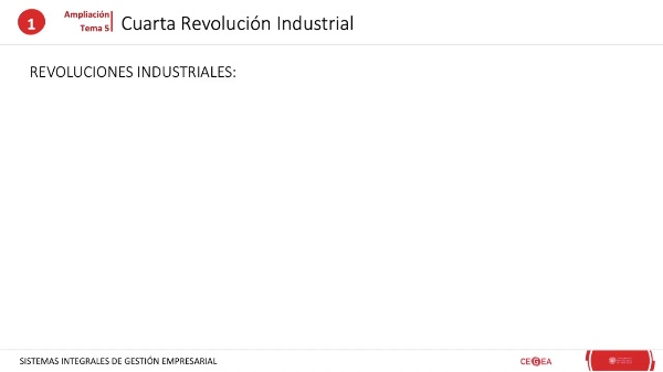 video Tema 5 Industria 4.0