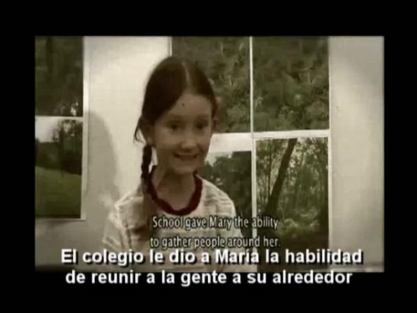 La vida de Marie