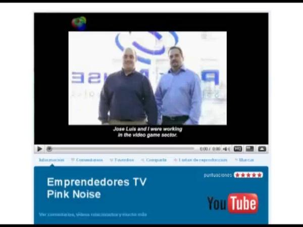 El vídeo de la semana: Pink Noise