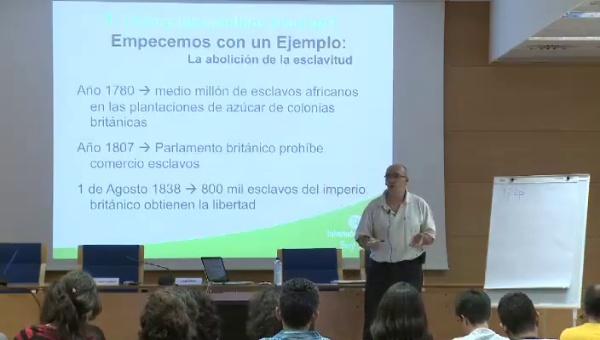 Xavier Palau - Diseñoo de Programas de Cooperación Internacional. Cómo planificar cambios sociales implanificables (parte 1 de 3)