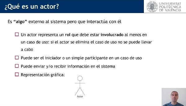 ¿Cómo identificar actores en un diagrama de casos de uso?