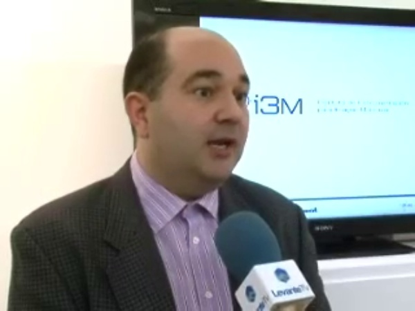 Feria de los Inventos 2010 (noticia en Levante TV)
