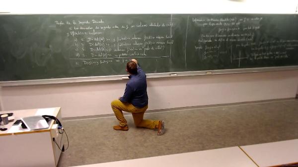 Matemáticas I-30-12-Regla de la segunda derivada