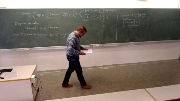 Matemáticas I-19-3-Integración por partes