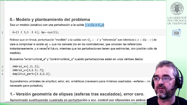 Controlabilidad entrada/salida (estático) 2x3, caso estudio: [2] enfoque poliedros (MPT3, quadprog)