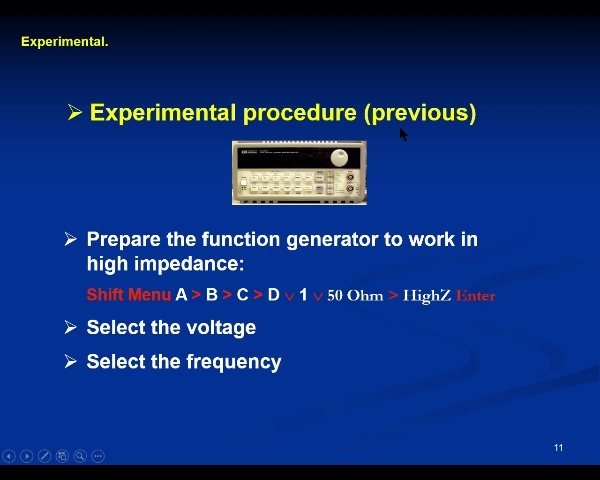 Electricity Lab: 3.-Capacitor- video 2