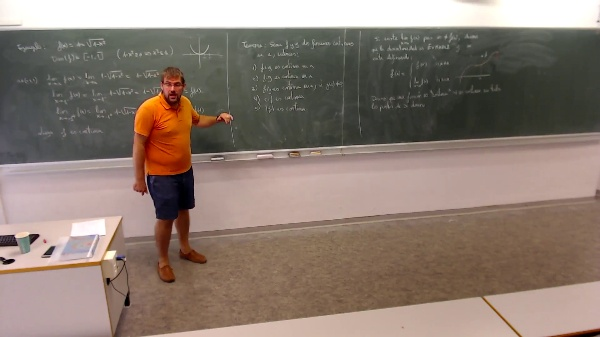 Matemáticas I-10-5-Teoremas continuidad de las funciones