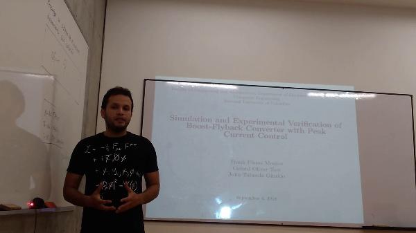 Presentación Frank Florez Montes