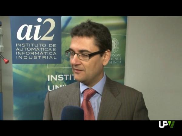 Inauguración Laboratorio Automatización para el Sector Alimentario LASA, UPV TV