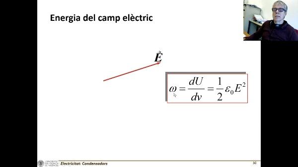 T2E Energia de camp elèctric V