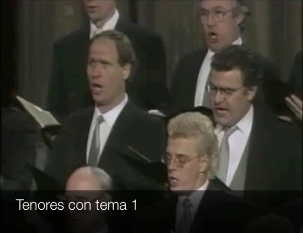 Kyrie Eleison del Requiem de W.A.Mozart - Tema 1