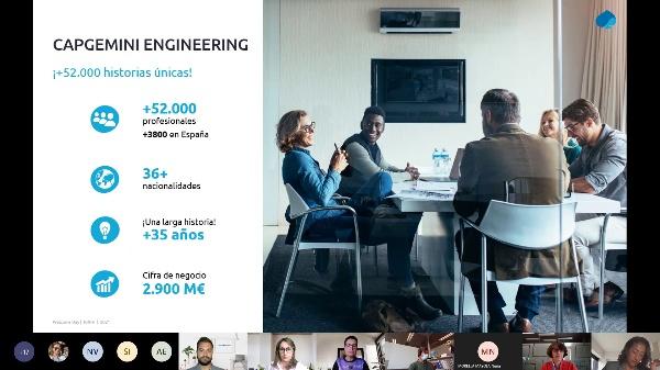 U-CONNECT Capgemini Engineering -SIE -UPV