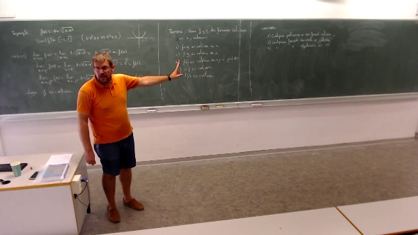 Matemáticas I-10-6-Lista de funciones continuas (COROLARIO)