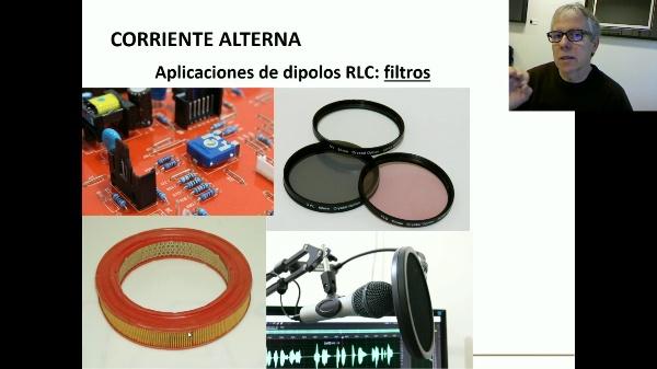 Aplicaciones de dipolo RLC: FILTROS