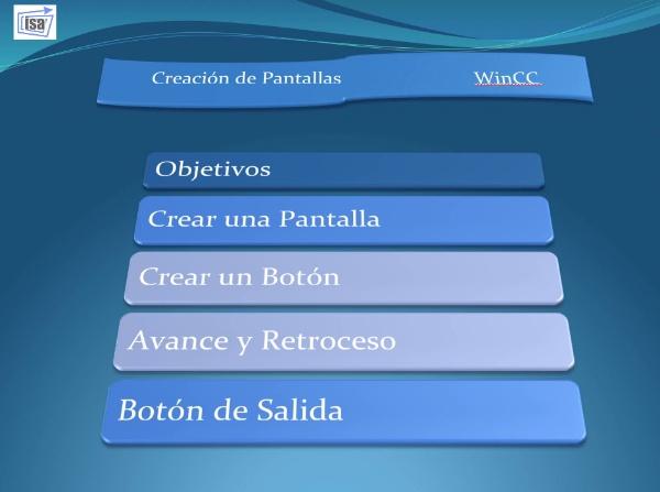 Creación de múltiples Pantallas con el WinCC