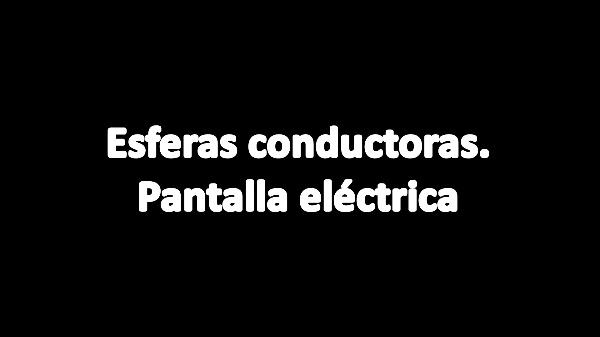 T1E: 10 Conductores esféricos 1 C
