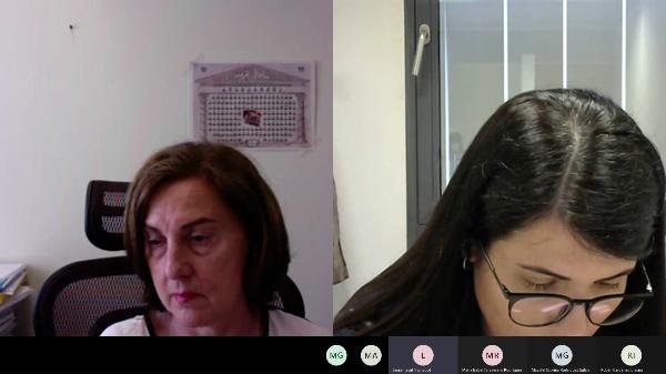 Reunión Tesina - Máster en Ciencias Inmobiliarias